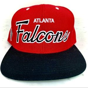 NFL Atlanta Falcons Mitchell & Ness Team Hat -NWOT